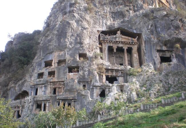 Likya Yolu Üzerinde Antik Şehirler