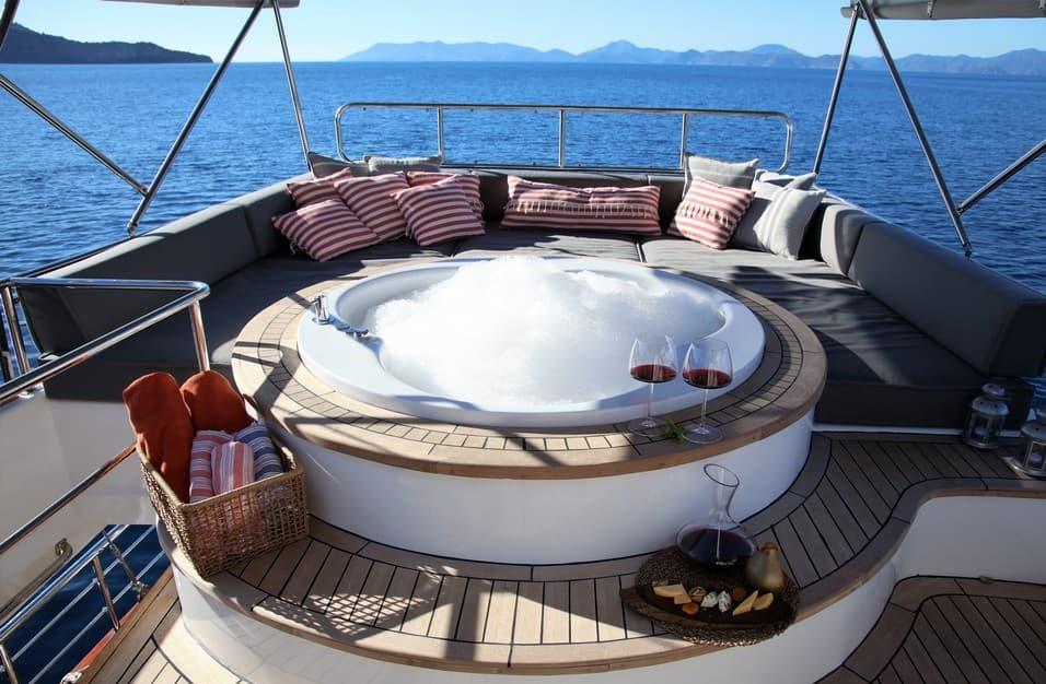 perdue yacht balayi