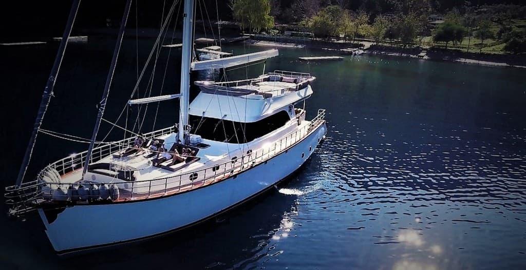 perdue yacht